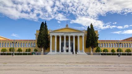 Zappeion Hall, Athens, Greece