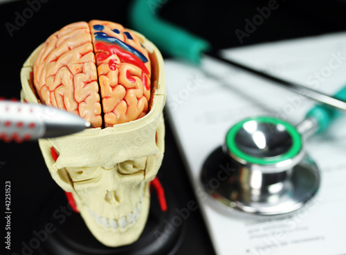 Neurosurgeons Desk