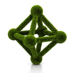 symbol of ecological atom