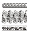 traditional paisley floral designs, Rajasthan, royal India