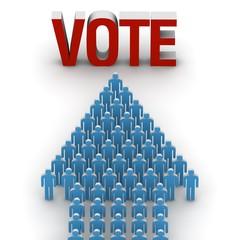vote 3d