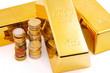 Convertir son argent en or.