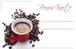 Bonus-Karte Kaffee