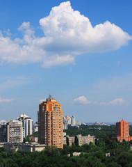Odessa at summer, Ukraine