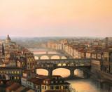 Florence Ponte Vecchio - Fine Art prints