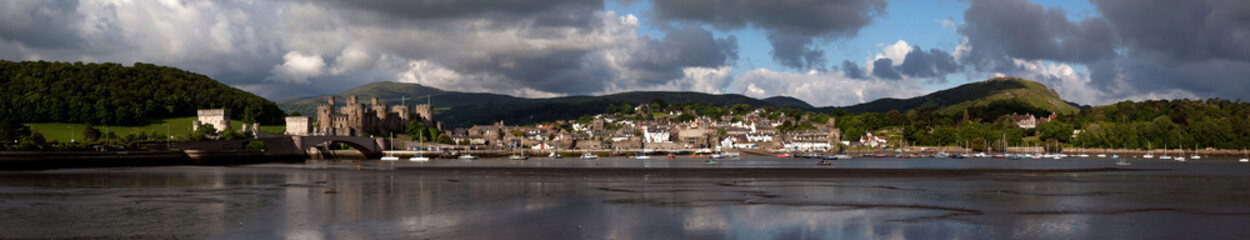 View to Conwy