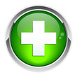 bouton internet health icon.