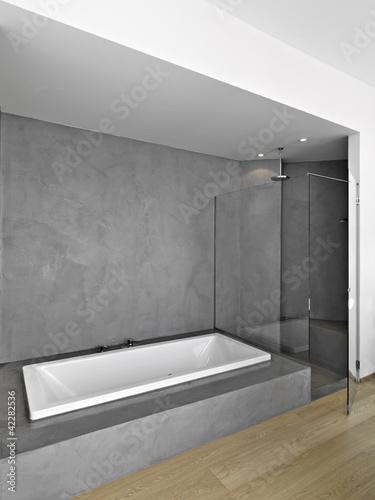 Forum disposizione bagno con vasca e doccia for Resina elekta