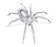 Metal spider - 42284102