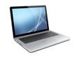 canvas print picture - Laptop
