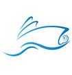 Cruise stylized  vector logo