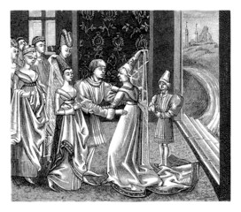 Coming Home after the Crusade - 13th century