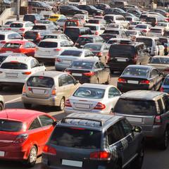 traffic jum