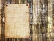 Fond vintage et papier ancien