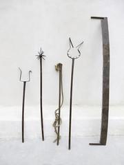 Instruments of torture, inquisition