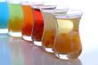 Bubble Tea mit Bobas und Jellys