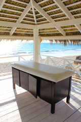 Caribbean Beach Massage