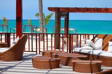 Beach Bar Cabana