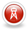 "Light Red Icon ""Lookout Tower"""