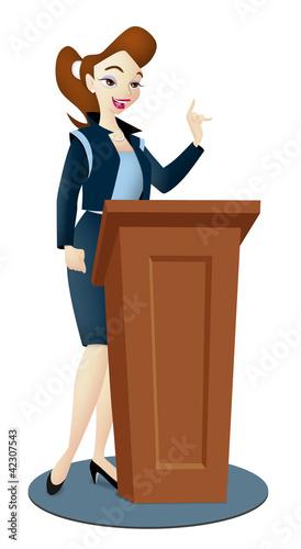 Lady Speaker