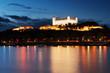 Detaily fotografie Bratislava castle - Slovakia