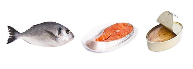pescados y conservas