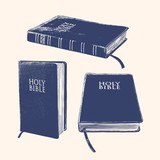 Bible vector llustration