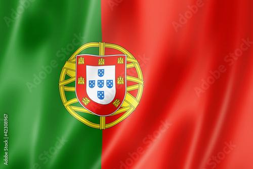 Leinwandbild Motiv Portuguese flag