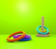 Quoits green back