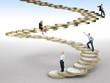 money stair