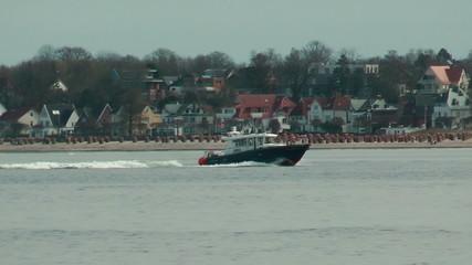 Coast Guard cruising