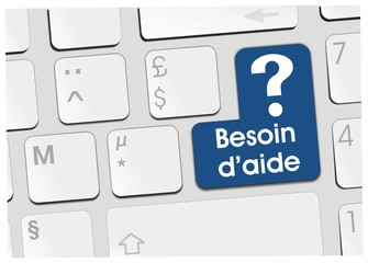 clavier besoin d'aide