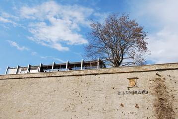 Festung Petersberg Erfurt