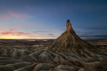Desierto erosionado