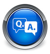 """Question & Ask"" icon"