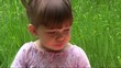 dziewczynka na pikniku