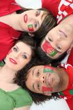 Four Portugal followers