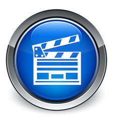 """""""Cinema clip board"""" icon"""