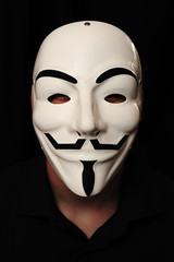 member of the international hacker group Anonymous