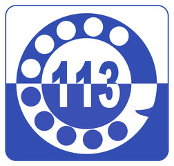 Polizia - 113