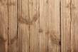 Leinwanddruck Bild - wood texture with natural patterns