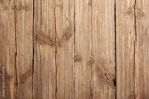 Leinwanddruck Bild wood texture with natural patterns