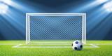 Fototapeta piłka nożna - gol - Drużynowe
