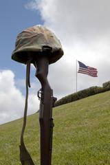 Fallen Soldier Battle Cross