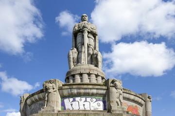 Bismarckdenkmal in Hamburg