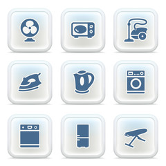 Internet icons on buttons 18