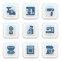 Internet icons on buttons 19