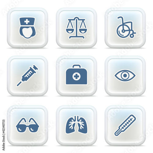 Internet icons on buttons 13