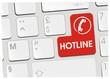 clavier hotline