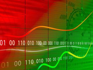 Statistics and speedometer